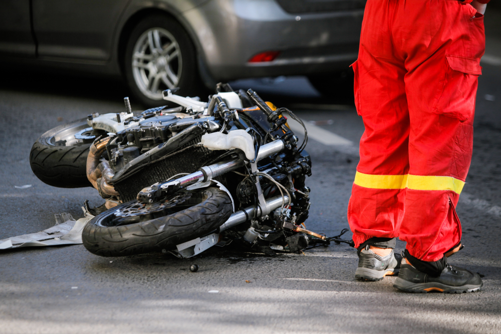 Are there Insurance Benefits After a Motorcycle Accident?