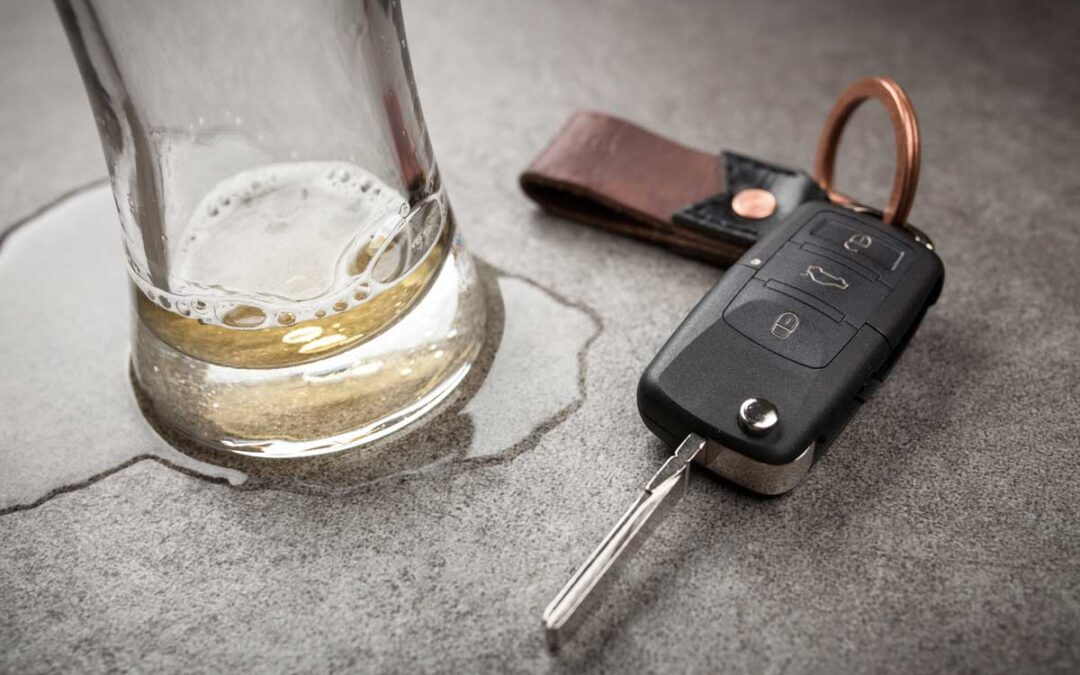 Empty Beer Car Keys